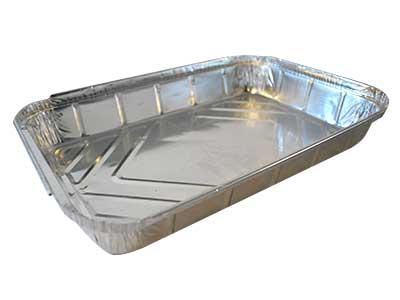 Bandeja de aluminio F200